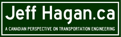 Jeff Hagan - A Canadian Perspective on Transportation Engineering